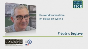 Un webdocumentaire en classe de cycle 3