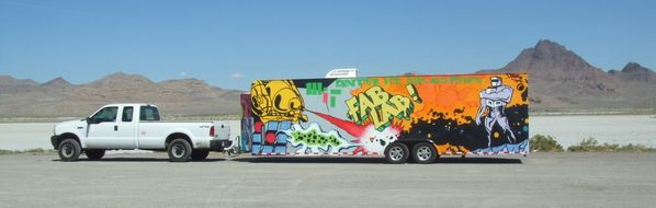 Fablab trailer in wyoming