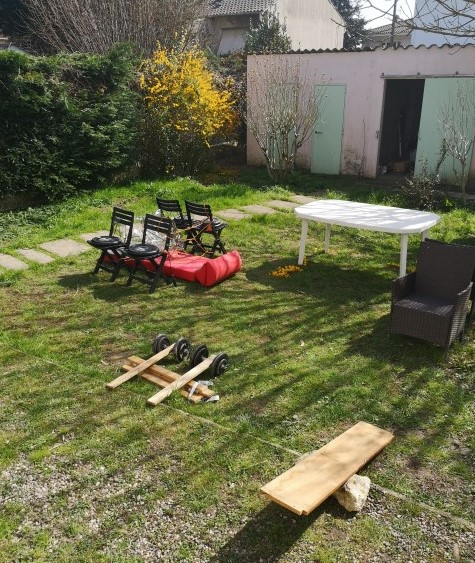 parcours 7 aménagement jardin Small