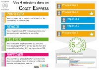 Cogit'Express : version en ligne du Forum ouvert
