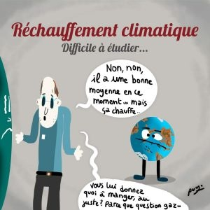 Podcat science : le réchauffement climatique – retranscription
