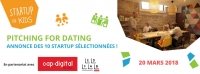 Le 20 mars 2018 se tiendra le second speed dating pour les Startups Edtech !