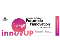 InnovUP, Forum de l'innovation  Du 15 au 23 novembre 2018