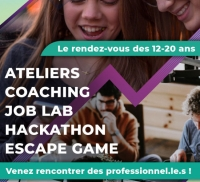 26/27 janvier Ateliers Startup For Kids Bordeaux
