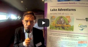 E-virtuoses 2013 : « Lake Adventures » pour sensibiliser à la protection des ressources en eau