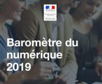 Baromètre du numérique 2019 : enquête sur la diffusion des technologies de l'information et de la communication dans la société française