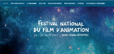 24/30 avril : Festival national du film d'animation