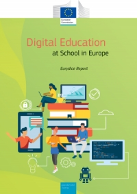 """ Digital school at school in Europe "": approches de 43 pays européens."