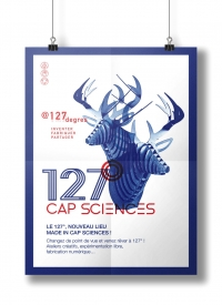 A Cap Sciences : le 127° t'attend !