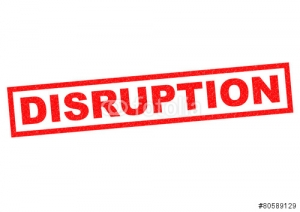 Vers la disruption ?