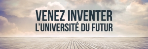 Un site collaboratif pour inventer l'université mondiale du futur