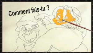 Le dessin collaboratif