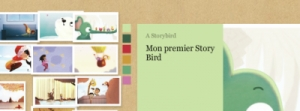 Story Bird : un outil de storytelling collaboratif