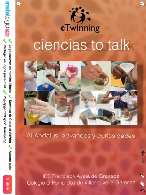 Projet eTwinning « Ciencias to talk »