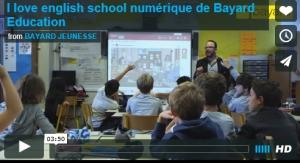 Nouveau : une méthode numérique d'apprentissage de l'anglais CE2 et CM1
