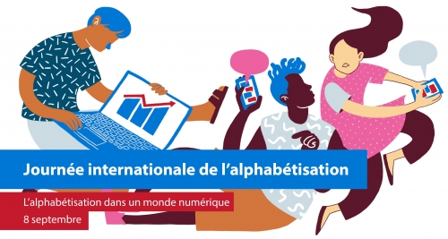 8 septembre : Journée internationale de l'alphabétisation